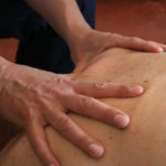 aromatherapy massage hackney